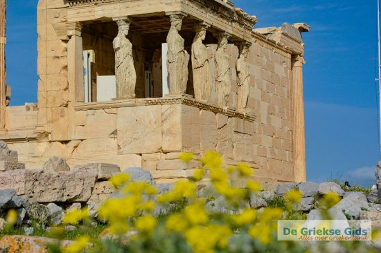Erechtheion Akropolis Athene